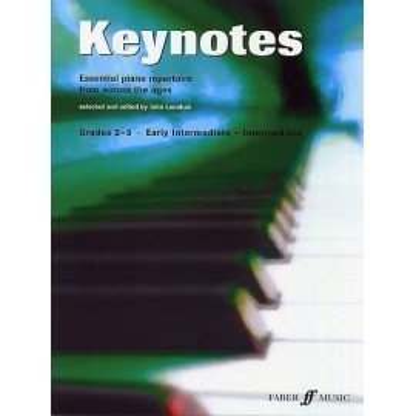 Keynotes Grades 2-3
