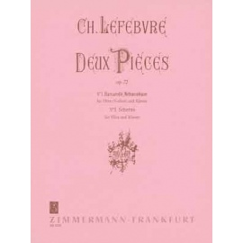 Ch. Lefebvre - Deux Pieces Op.72 Flute and Piano