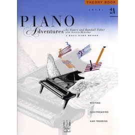 Piano Adventures Theory Book Level 2A
