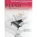 Piano Adventures Technique and Artistry Book Level 1
