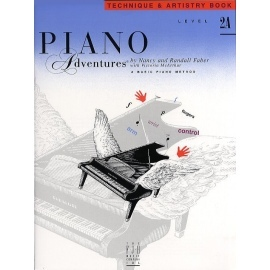 Piano Adventures Technique and Artistry Level 2A