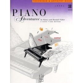 Piano Adventures Technique and Artistry Level 3B