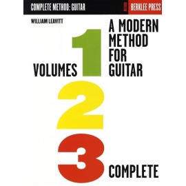 A Modern Method for Guitar Volumes 1,2,3