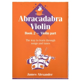 Abracadabra Violin Book 2 (Violin Part)
