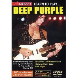 Deep Purple - Authentic Playalong (Guitar)