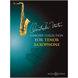 Concert Collection for Tenor Saxophone by C. Norton