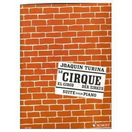 The Circus Suite for Piano by Turina