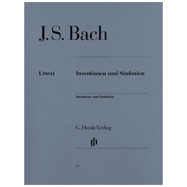 Bach Inventions and Sinfonias