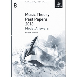 ABRSM Theory Of Music Exam 2013 Past Paper Model Answers Grade 8