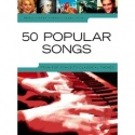 Really Easy Piano: 50 Popular Songs