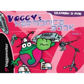 Voggys Harmonica Book