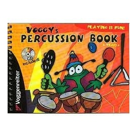 Voggy's Percussion Book