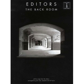 Editors - The Back Room (TAB)
