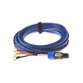 10m Bass Line Blue Cable
