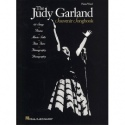 The Judy Garland Souvenir Songbook (PVG)