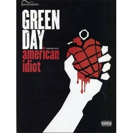 Green Day - American Idiot (TAB)