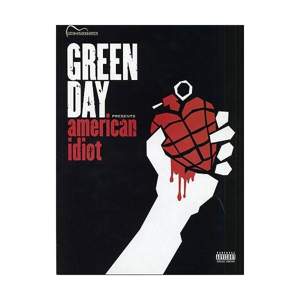 Green Day - American Idiot (TAB)