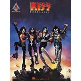 Kiss - Destroyer (TAB)