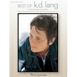 Best Of K. D. Lang (PVG)