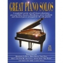 Great Piano Solos The Blue Book