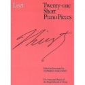 Liszt - Twenty One Short Piano Pieces