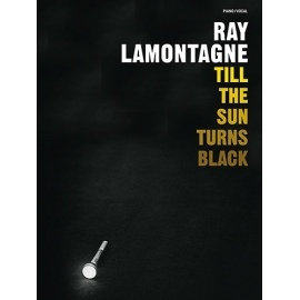 Ray LaMontagne - Till the Sun Turns Black (Piano/Vocal)