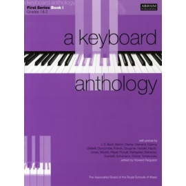 A Keyboard Anthology First Series Book 1 Grade 1&2