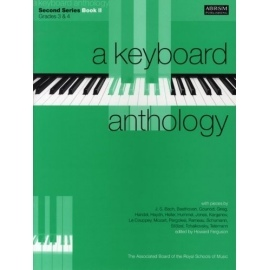 A Keyboard Anthology Second Series Book 2 Grades 3&4