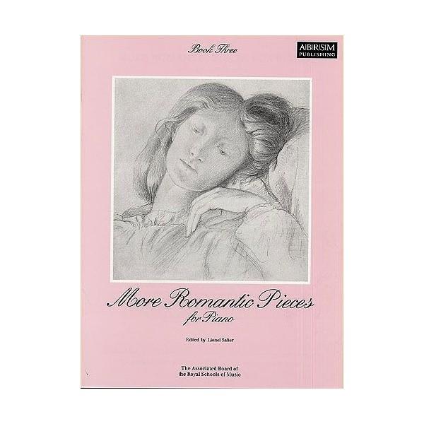 More Romantic Pieces for Piano Bk 3