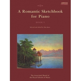 A Romantic Sketchbook for Piano Bk 5