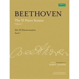 Beethoven The 35 Piano Sonatas Volume 1