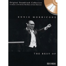 The Best Of Ennio Morricone (Piano Solo)