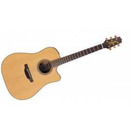 P3DCNAT Semi-Acoustic Guitar