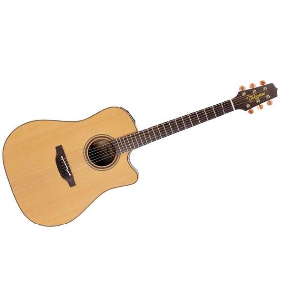 P3DCNAT Semi-Acoustic Guitar