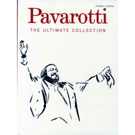 Pavarotti - The Ultimate Collection (Piano/Vocal)