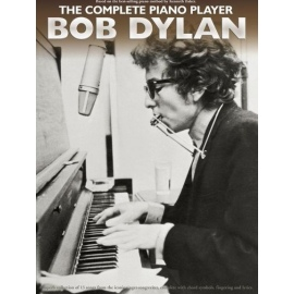 Complete Piano Player Bob Dylan
