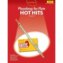 Playalong for Flute: Hot Hits