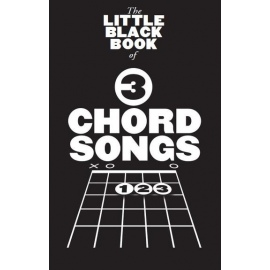Little Black Book Of 3-Chord Songs