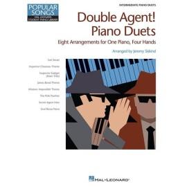Double Agent! Piano Duets - Intermediate