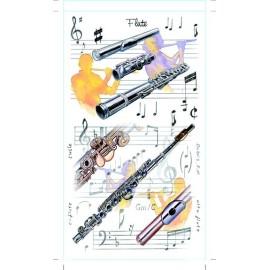 Pocket Notepad: Flute