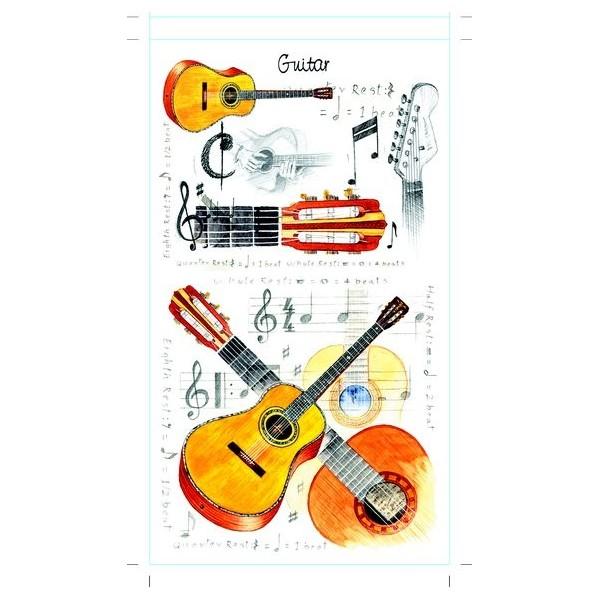 Pocket Notepad: Guitar