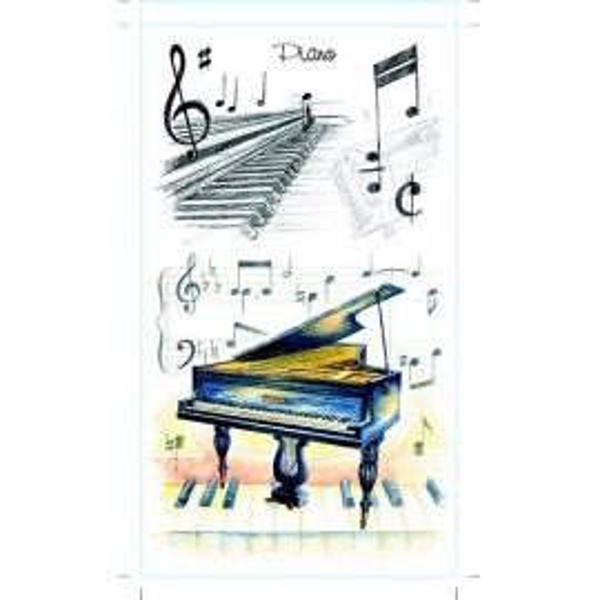 Pocket Notepad: Piano