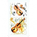 Pocket Notepad: Violin