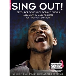 Sing Out Seven Pop Songs For Todays Choirs Book 4