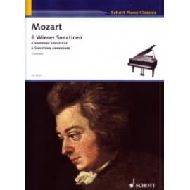 Mozart - Six Viennese Sonatinas (Schott ED9021)