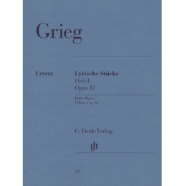 Grieg - Lyric Pieces Op.12 Vol 1