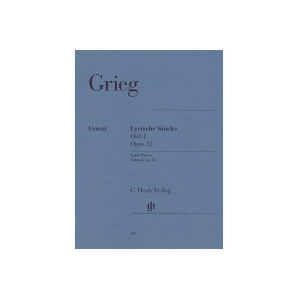 Grieg - Lyric Pieces Op.12 Vol 1