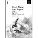 ABRSM Music Theory Past Papers 2014 - Model Answers (Grade 1)