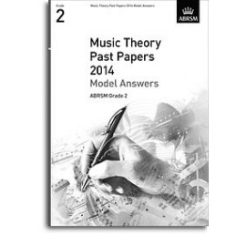 ABRSM Music Theory Past Papers 2014 - Model Answers (Grade 2)