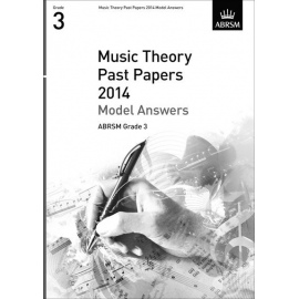 ABRSM Music Theory Past Papers 2014 - Model Answers (Grade 3)